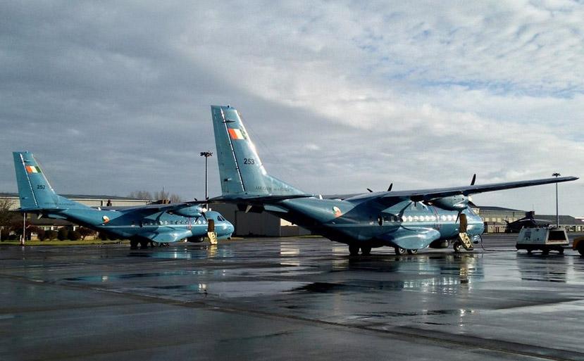 CASA 235 Maritime patrol aircraft
