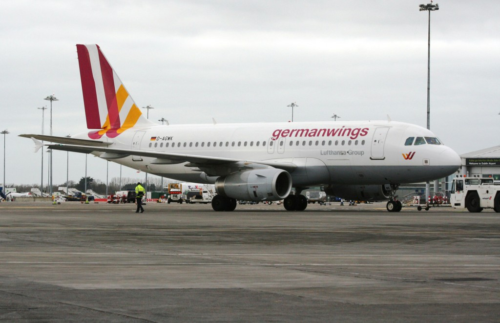 Germanwings Dublin 200315