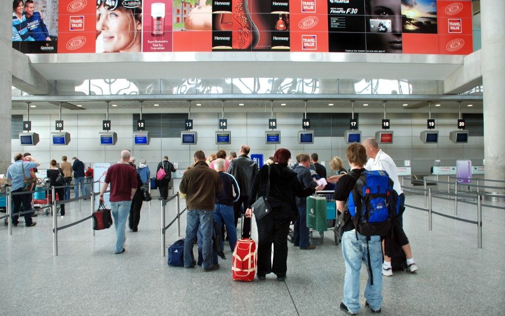 Cork Airport - Check-in