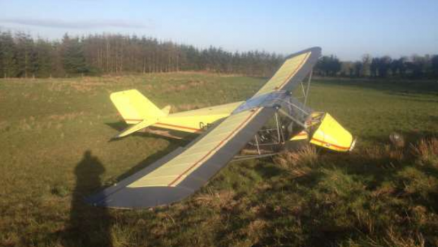 AAIU publish report into Rans S-6 take-off Accident