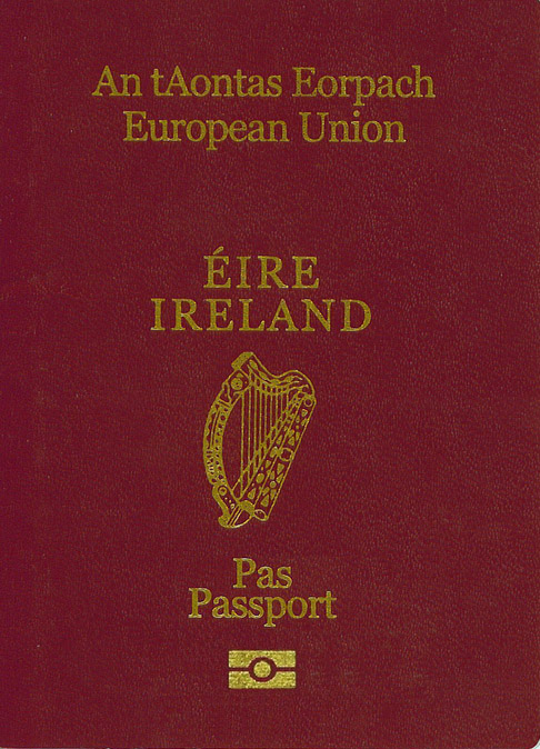 187 The New Irish Passport Card Another Option When Travelling