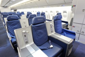 Delta 767 Business Elite seat(2)