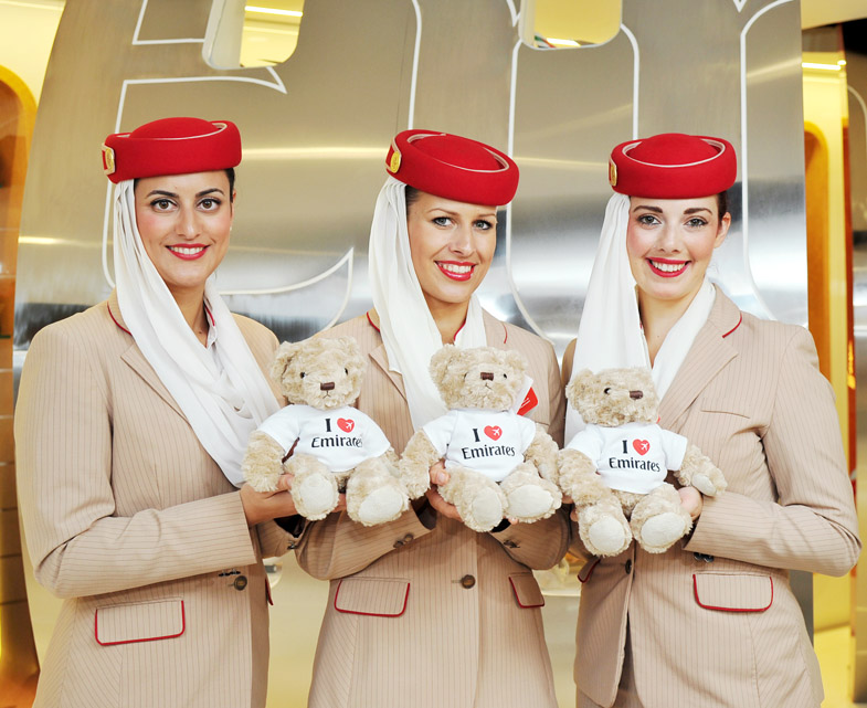 emirates delivers upgrades and contributes positively to