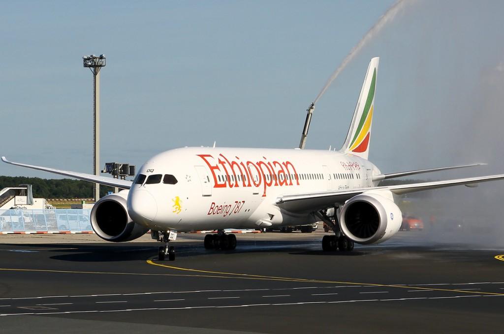 Ethiopian Airlines787