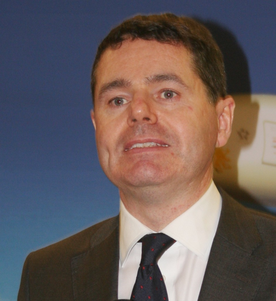 Minister Paschal Donohoe (IMG1755 JL)