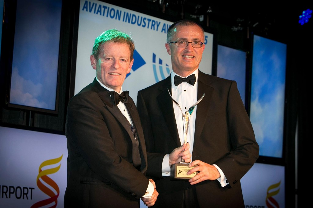 Niall Maloney Shannon Airport