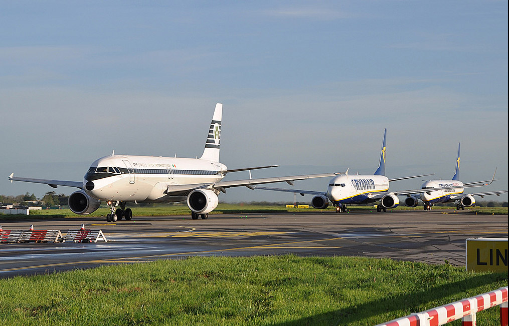Ryanair & Aer Lingus (Paul Morris)