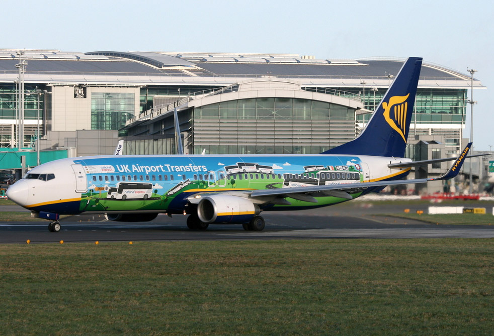 Ryanair Boeing 737-8AS EI-EMI (JH)