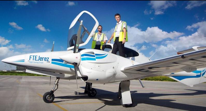 FTEJerez aircraft