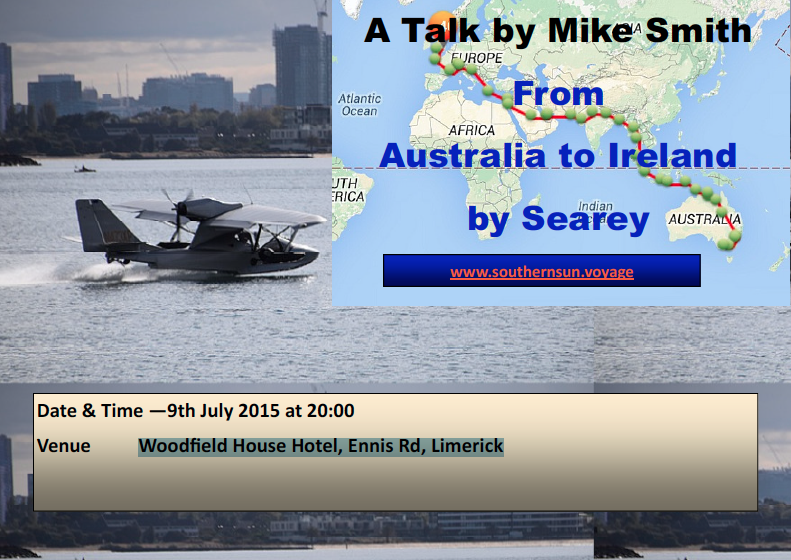 SeaRey Talk