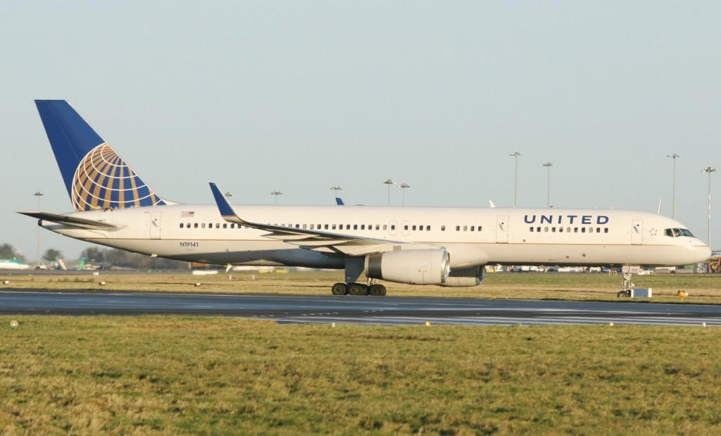 United B757 (IMG2178 JL)