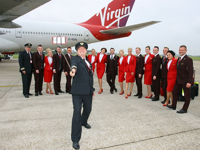 Virgin at Belfast