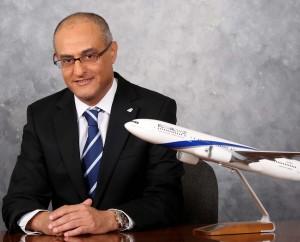 Boeing - David Maimon, EL AL's CEO