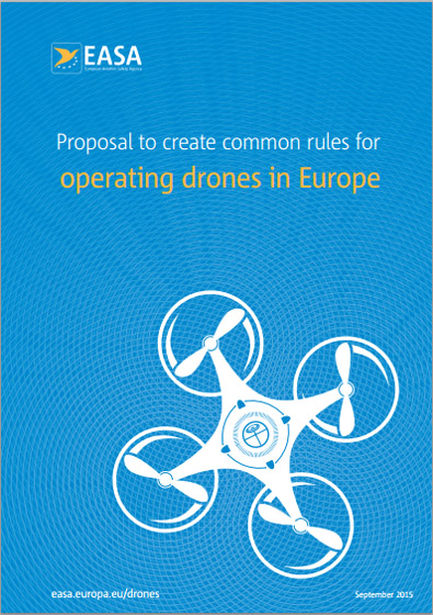EASA drone document