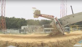 NASA Cessna Crash Test