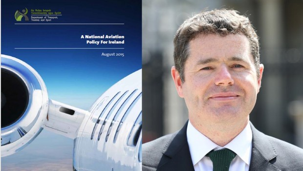 New Irish National Aviation Policy launched