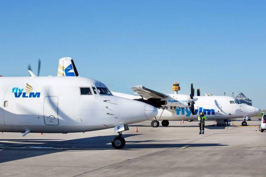 VLM Fokker 50s