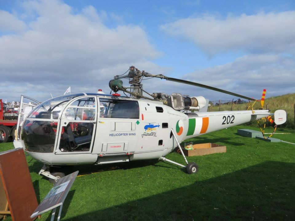 202 Sud SA 316B Alouette III