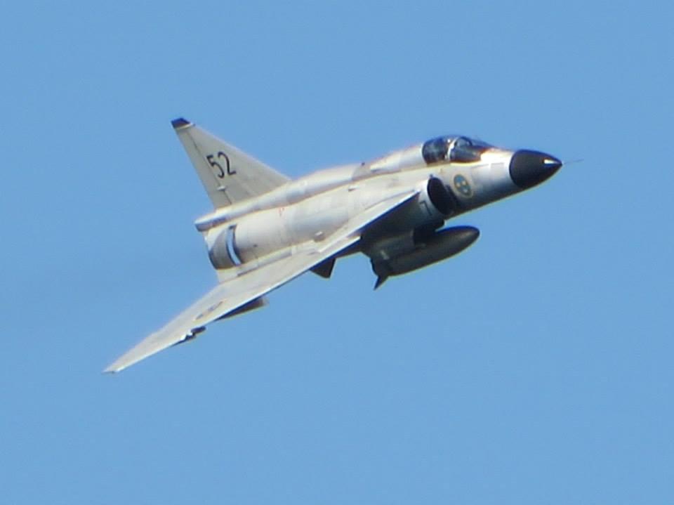 52-7 Saab AJS-37 Viggen