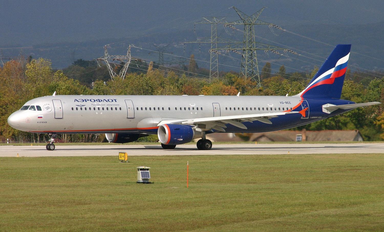 Aeroflot A321 VQ-BEE (IMG7373 JL)