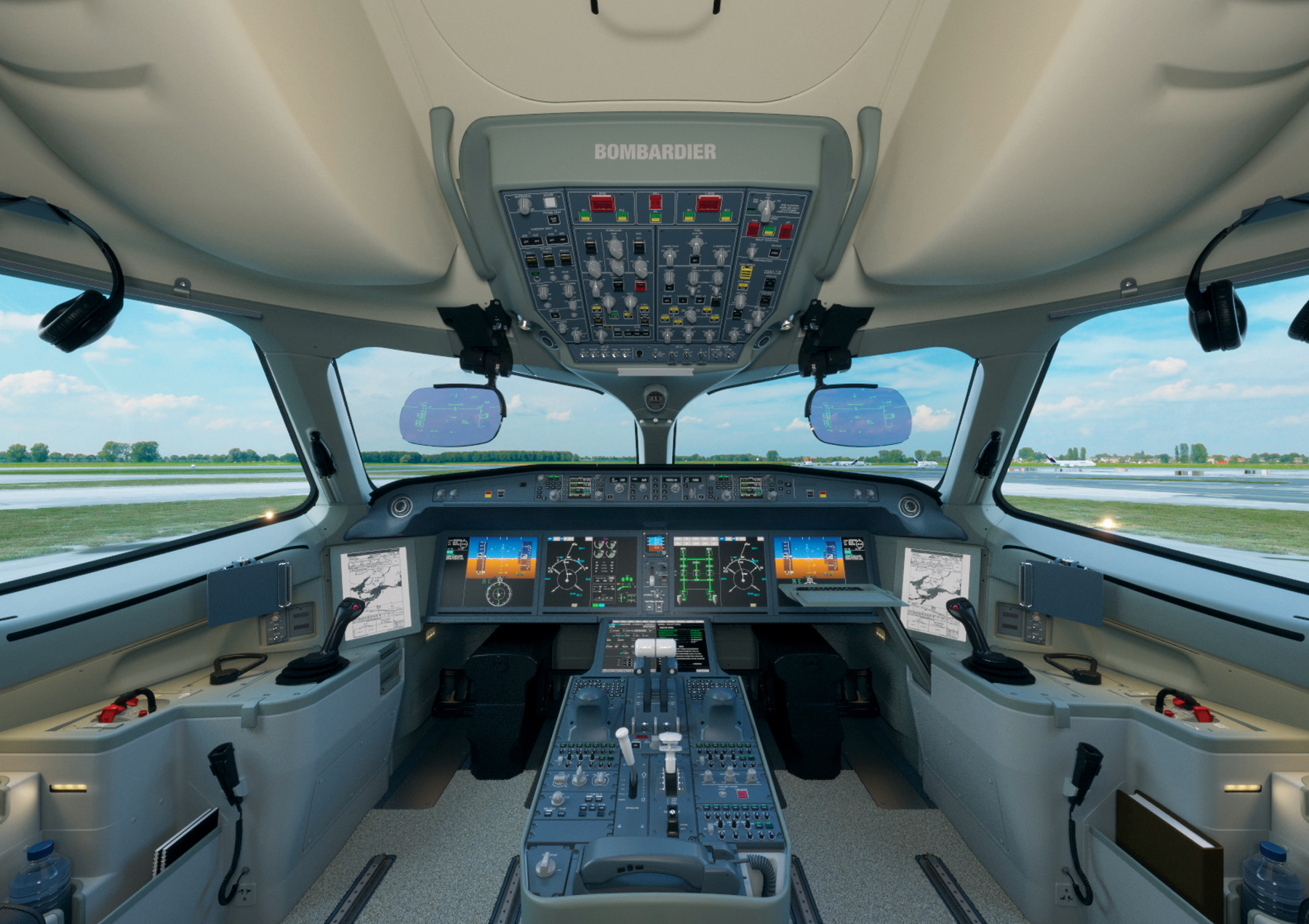 While Bombardier S C Series Is The Quietest Aircraft In