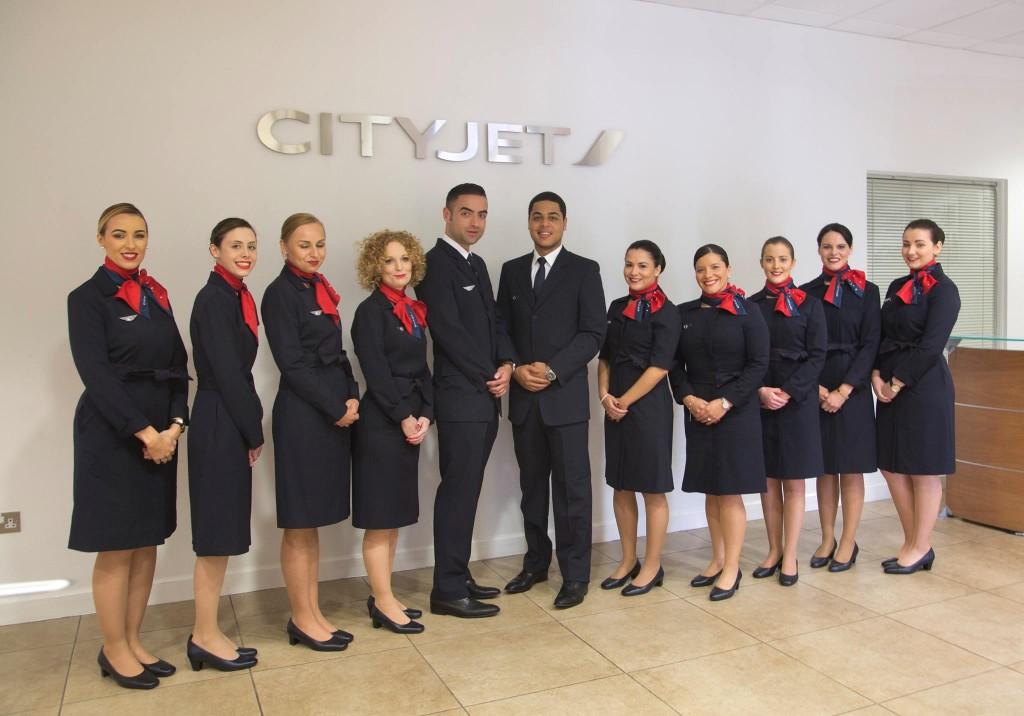 CityJet new cabin crew