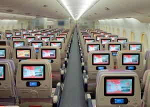Emirates-A380 economy class