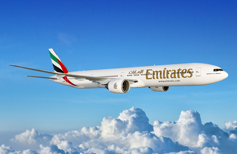 Emirates-B777 300ER-A