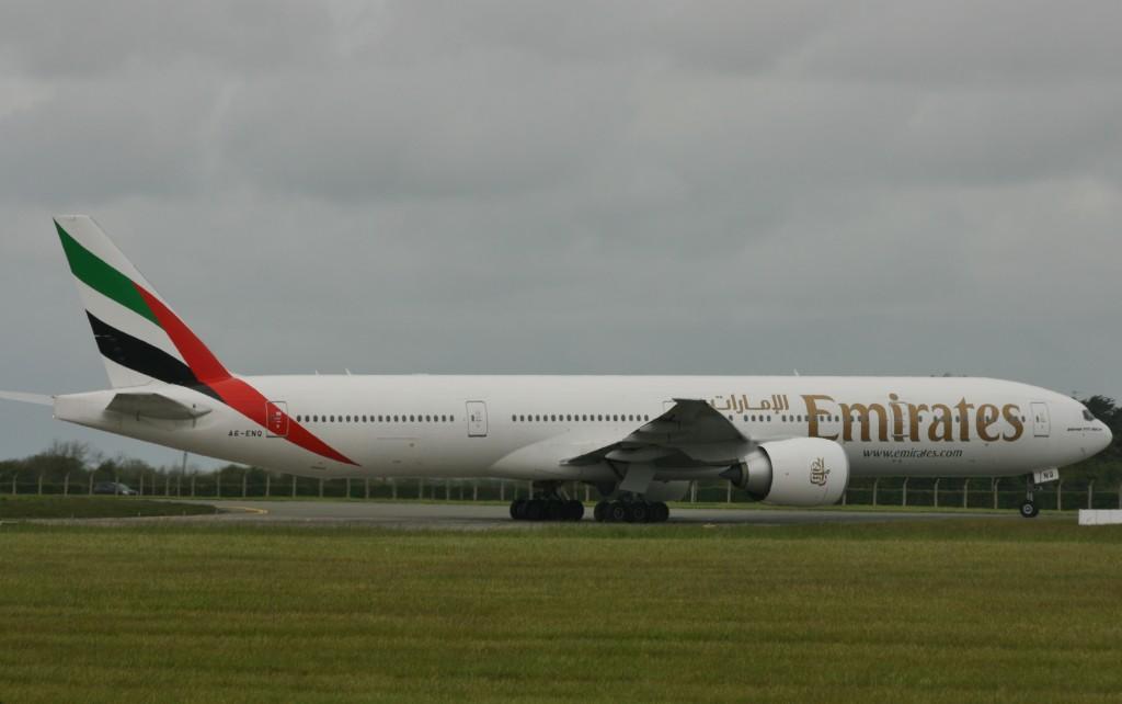Emirates Boeing 777 (IMG1819 JL)