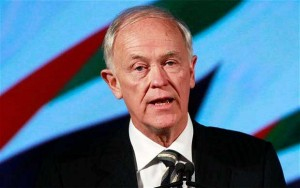 Emirates CEO Sir Tim Clark