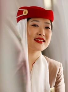 Emirates-cabin crew