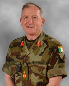 Major General Kieran Brennan