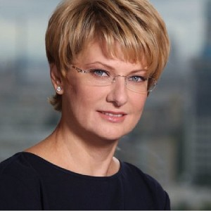 Transaero Airlines CEO Olga Pleshakova