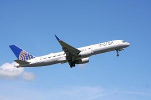 United B757 AD