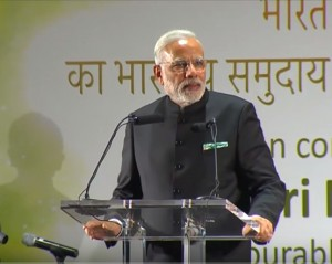 Visit of Indian PM Narendra Modi