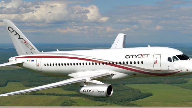 CityJet chooses the Sukhoi Superjet 100, as its Avro RJ-85