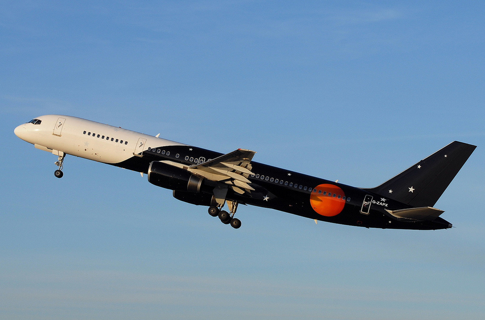 G-ZAPX_B757-256_Titan Airways (Gerry Barron)