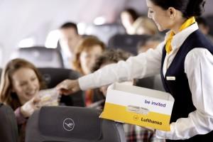 Am 15. Dezember 2010 stellt Lufthansa die neue Europakabine vor.