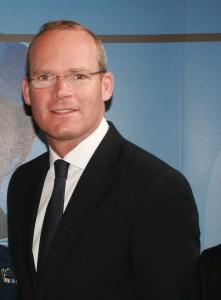 Minister Simon Coveney (IMG5048 JL)