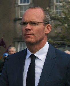 Minister for Defence Simon Coveney (IMG5618 JL)