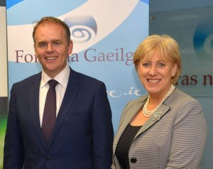 Ministers at the Department, Heather Humphreys & Joe McHugh