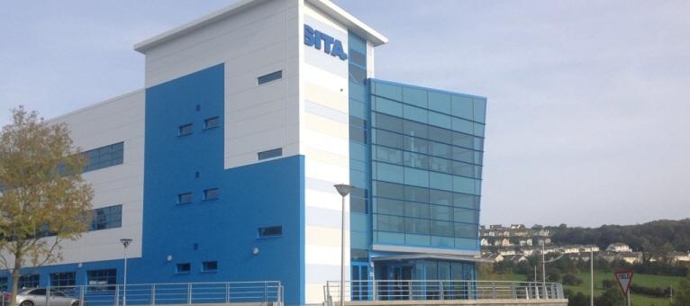 SITA Letterkenny-Office Building