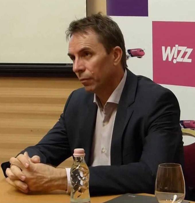 Wizz Air CEO József Váradi