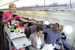 Wizz Air cabin service