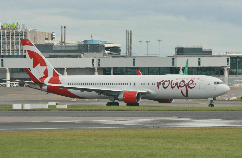 Air Canada rouge 767 (IMG4818 JL)