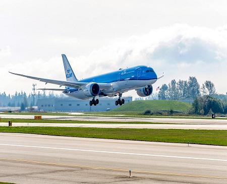 787-9 KLM #356-ZB234