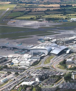 Dublin Airport overview
