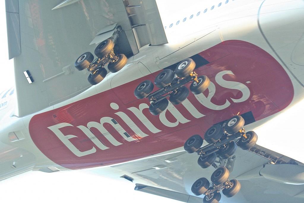 Emirates A380-2