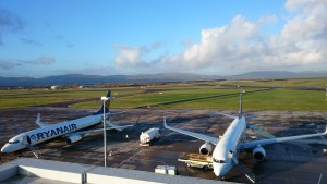 Ryanair at City of Derry Airport
