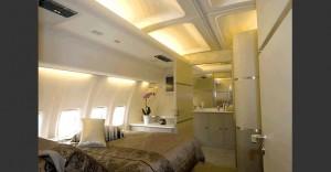 GainJets Boeing 757-23N (WL) interior
